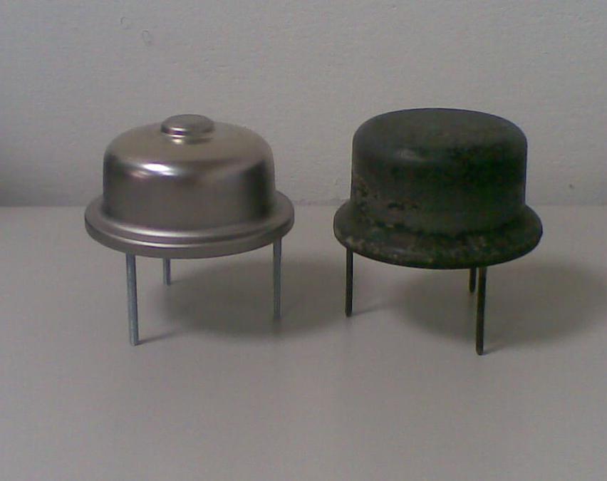左為新型金好膽-右為舊型鐵氟龍
